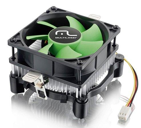 Cooler para Processador Universal AMD INTEL Multilaser GA120