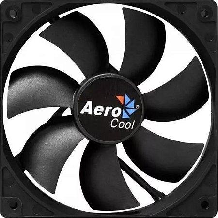 Cooler Fan Preto 12MM Dark Force 1200RPM Aerocool