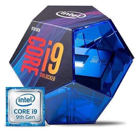 Processador Intel Core I9 9900K 3.6GHz 16MB CACHE LGA1151 BX8064199900K