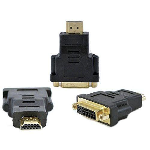 Conversor HDMI Macho x DVI-D 24+5