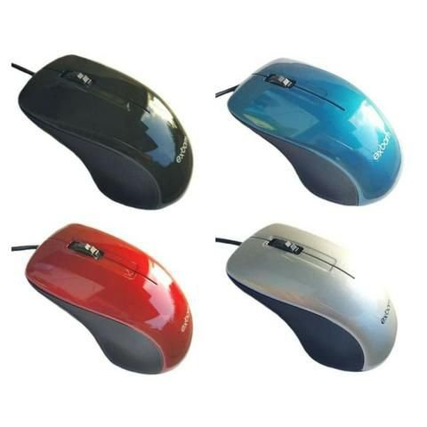 Mouse USB 1000DPI Color MS-47 Exbom