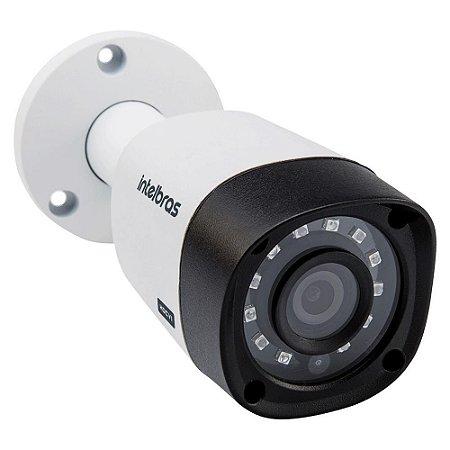 Câmera Intelbras HDCVI HD1010 B G6 HD 720p 10m 3,6mm