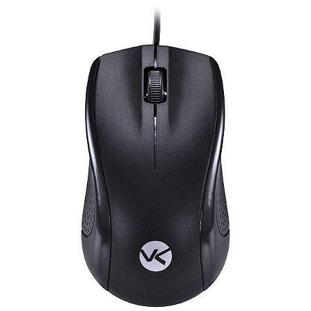 Mouse Óptico Corp 1000DPi Preto 1.8m Vinik