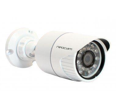 Câmera Bullet Waterproof 24 Leds 3,6mm NC-526 Neocam