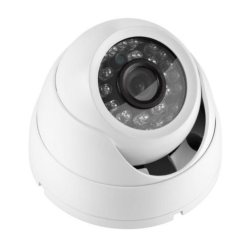 Câmera de Segurança Varifocal Infra Vermelho 40m 12mm IP65 36 Leds SE132 Multilaser