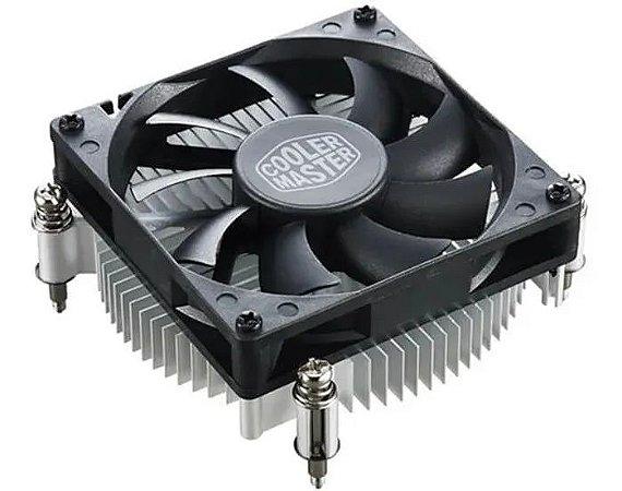Cooler para Processador Intel 115x X Dream L115 Low Profile CoolerMaster