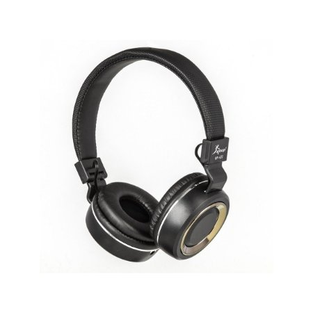 Fone de Ouvido Dobrável C/Microfone P3 Cabo Removível KP-422 Knup