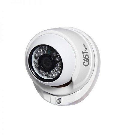 Câmera Dome AHD 1MP 24 Led 3.6mm AAHD-210DM Anko
