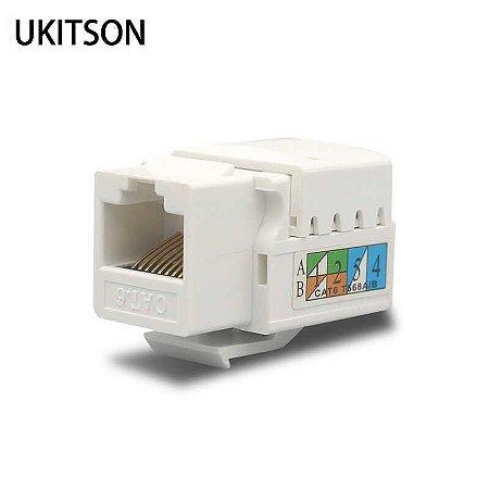 Keystone CAT6 RJ45 T568A/B 64801 Fortrek