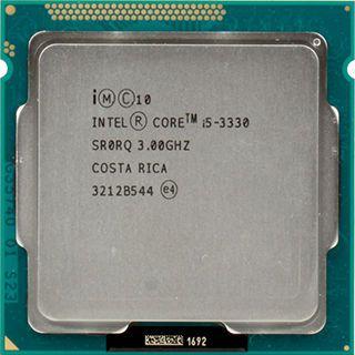 Processador Intel Core I5 3330 3.0GHz 6MB CACHE LGA 1155 OEM80637I53330