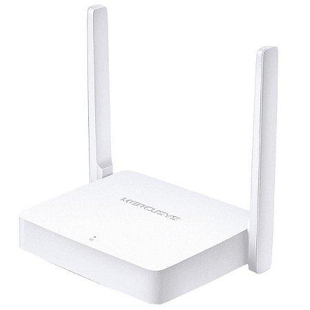 Roteador Wireless 300Mbps 2 Antenas 5dBi IPV6 IPTV MW301R Mercusys