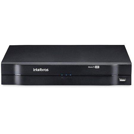 DVR 8CH Multi HD MHDX 1108 Digital e Analógico INTELBRAS