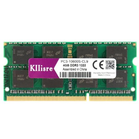 Memoria Notebook DDR3L 4GB 1333MHz Kllisre