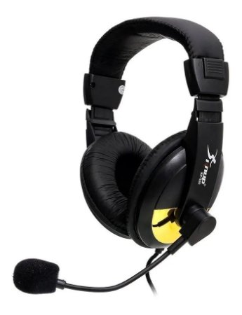 Headset Gamer P2 Estéreo KP-320 Knup
