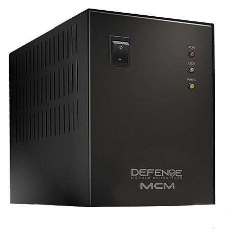 Módulo de Proteção Microprocessado 2500VA MONO 220V Defense MCM