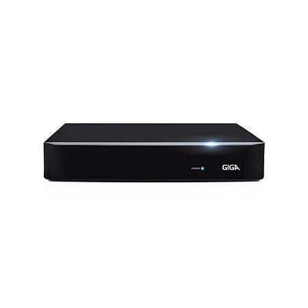 DVR 4CH Hibrido 1080P Open HD CBS AHD HDCVI HDTVI IP GigaSecurity