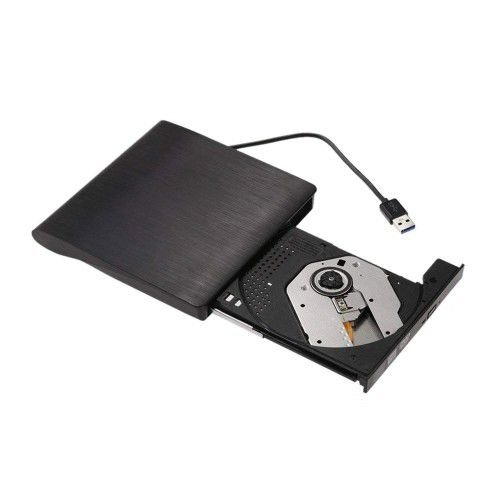 Gravador de CD/DVD Portátil USB 3.0 BGDE04 Bluecase
