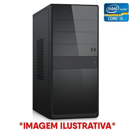 COMPUTADOR INTEL CORE I5 4670K + PLACA MÃE 1150 DDR3  + MEMÓRIA 8GB DDR4 + SSD NVME 256GB