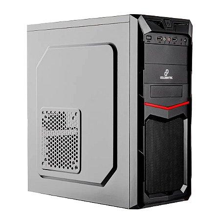 COMPUTADOR CIA CORPORATE II, INTEL CORE I7 4770, PLACA MÃE H81, MEMORIA 8GB DDR3, SSD 240GB, GABINETE G11