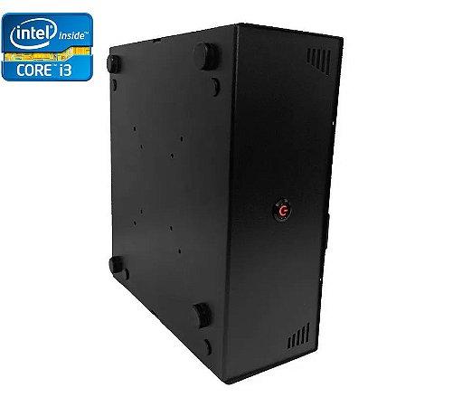 Mini Computador Ultratop Placa Mãe Mini ITX TH-170 + Processador Intel Core i3 7100 + Memória 8GB DDR4 + SSD 240GB