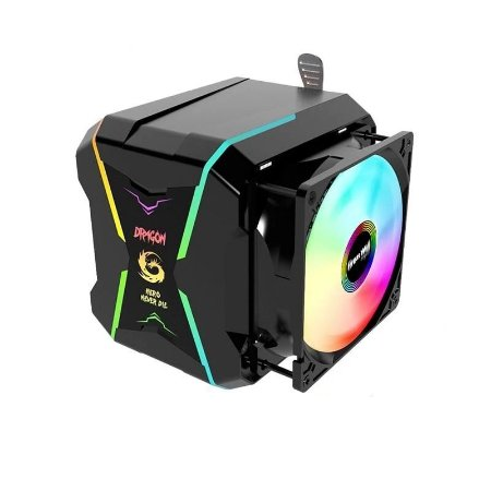Cooler para Processador Intel 115X/775/AMD Duplo ARGB AURA Great Wall