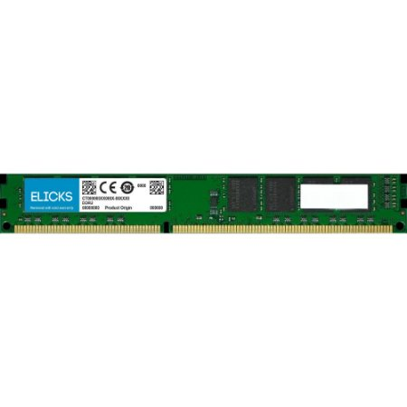 Memoria DDR2 2GB 667MHz Elicks