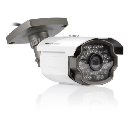 Câmera de Segurança Bullet 36 Leds 3.6mm 700TVL 30M SE013 Multilaser