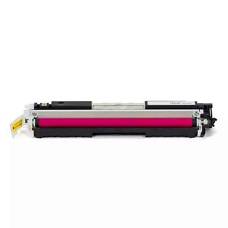 Toner Compatível com HP CE310 CF353A Magenta Masterprint