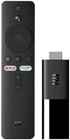 MI TV Stick 8GB c/Controle de Voz Quad Core 1GB RAM MDZ-24-AA Xiaomi