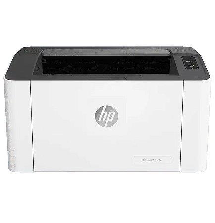 Impressora Laser Monocromática HP 107A 110V