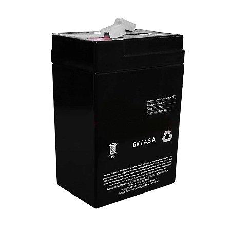 Bateria Selada VRLA 6V 4,5A ExPower