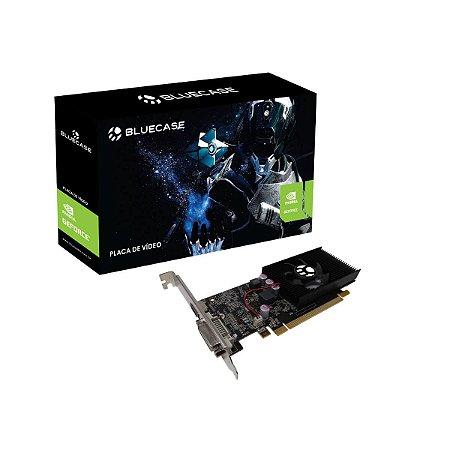 Placa de Vídeo NVidia GeForce GT 1030 2GB GDDR5 64bits DVI HDMI Bluecase