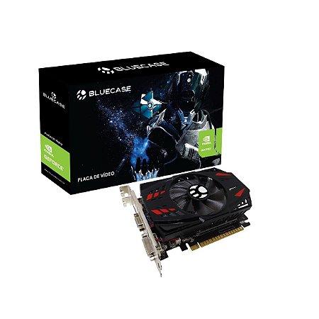 Placa de Vídeo NVidia GeForce GTX 750 2GB GDDR5 128bits HDMI VGA DVI Bluecase