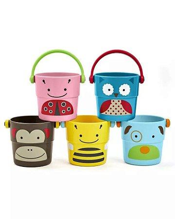Brinquedo para banho bebês e crianças - Skip Hop