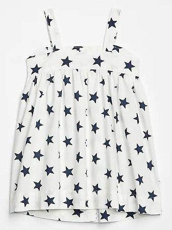 Vestido GAP - Com estampa de estrela