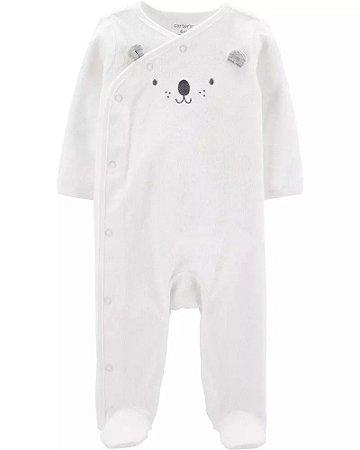 Macacão para brincar ou dormir (pijama) - Carter´s ( somente 6 meses)