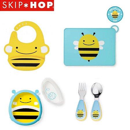 kIt alimentação Skip Hop - ABELHA