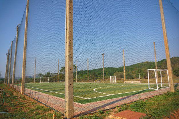 Rede Para Quadras Esportivas Sob Medida - Malha de 10cm