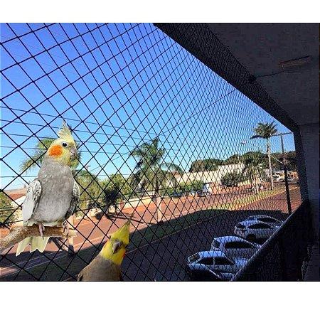 Rede De Proteção Para Calopsitas, Aves, Viveiro