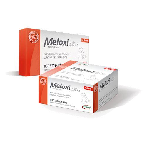 MELOXITABS 0,5MG 10CP 20010514