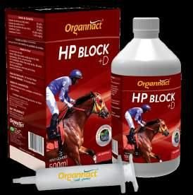 HP BLOCK + D 500ML