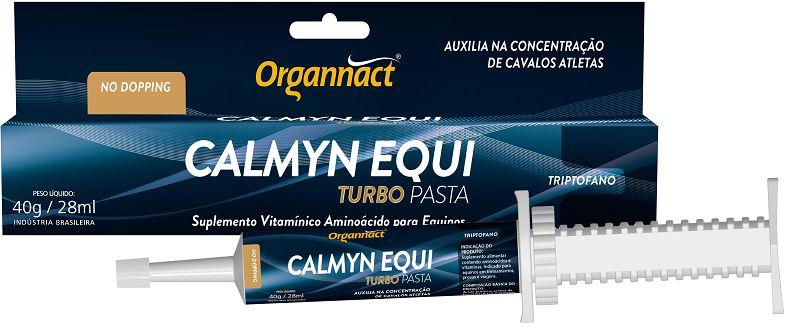 CALMYN EQUI TURBO PASTA 40GR