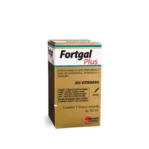 FORTGAL PLUS INJ 50ML