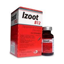 IZOOT B12 INJ 15ML