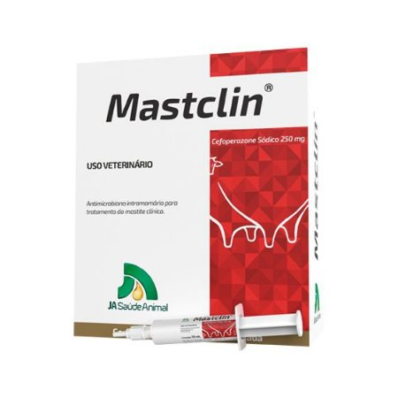 MASTCLIN 10ML JA SAUDE ANIMAL