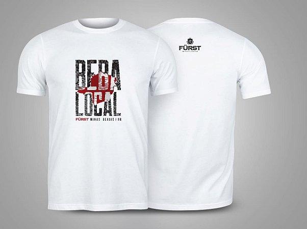 Camisa BEBA LOCAL - Branca
