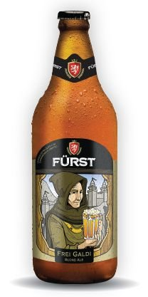 Cerveja Belgium Blond Ale 600Ml Frei Galdi