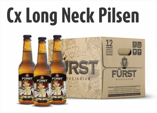 Cx Long Neck Lencastre PILSEN