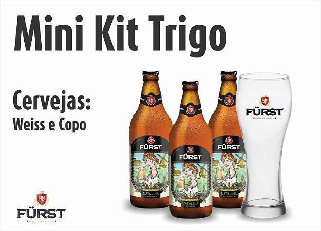 Kit Trigo + Copo