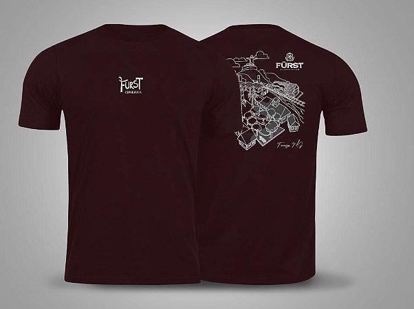 Camisa - Formiga/MG - Bordô